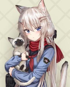 Anime-Girls-Frontline-rabochicken-9A-91-(Girls-Frontline)