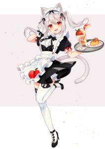 Anime-teltelhousi-AO-Maid