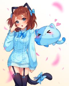 Anime-AO-nekomimi-Animal-Ears