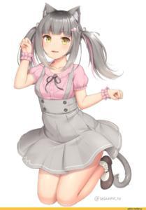 sasaame-AO-Anime-Animal-Ears